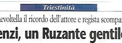 InCittà, Trieste e dintorni del 16 ottobre 2006